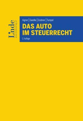 Publikation: Das Auto im Steuerrecht