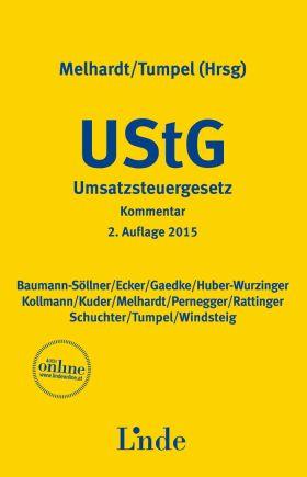 Publikation: Umsatzsteuergesetz Kommentar / 2. Auflage