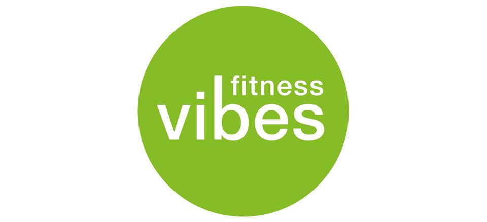 Logo: VIBES FITNESS® -